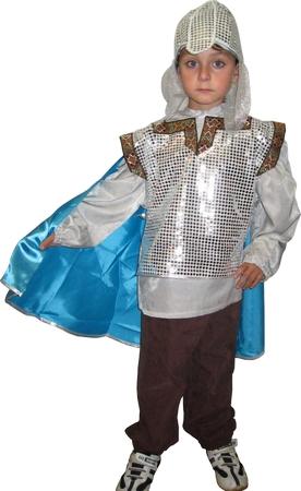 Карнавальный костюм богатыря
