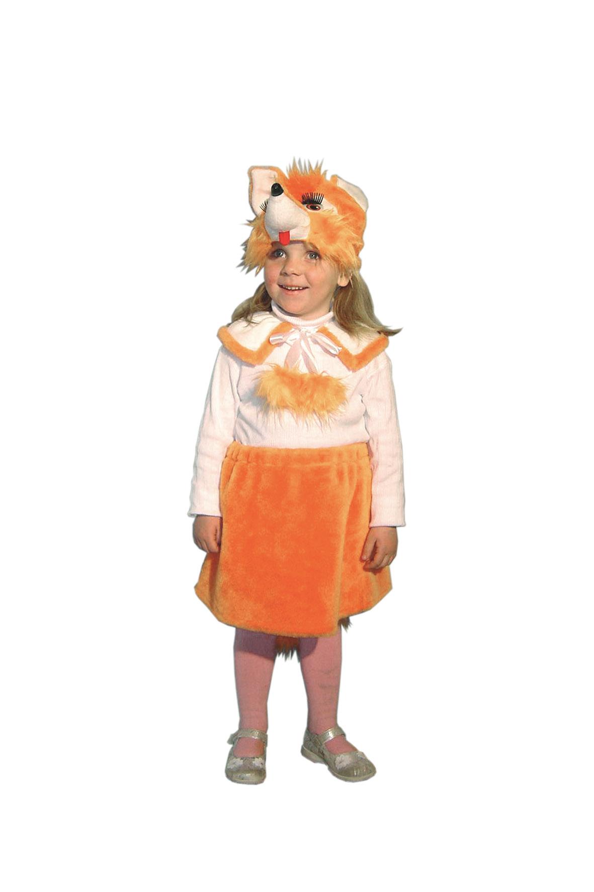 Карнавальный костюм лисы - photo#3