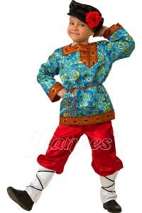 русский народный костюм фото для мальчика