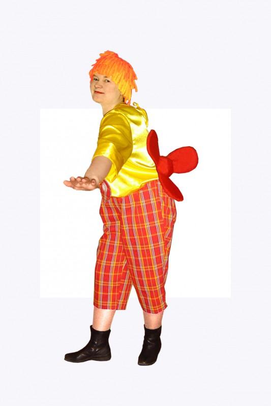 Детские сценические и карнавальные костюмы