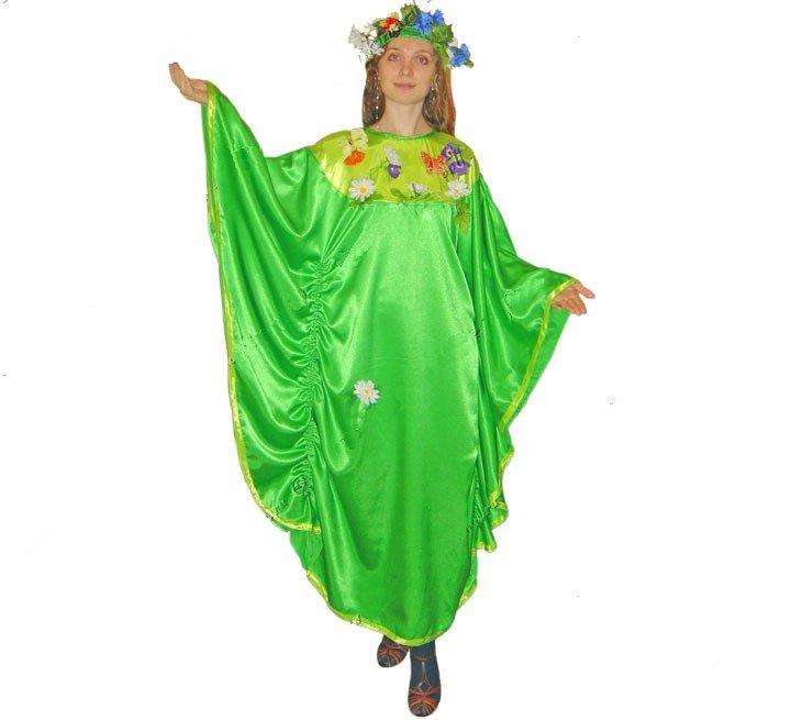 Карнавальный костюм лета своими руками фото
