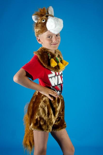 Костюм лошадки для мальчика или